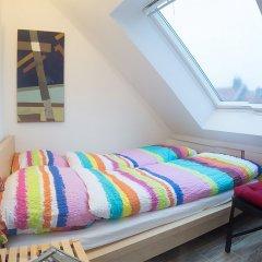 Отель Apartment11 Thüringer Кёльн комната для гостей фото 3