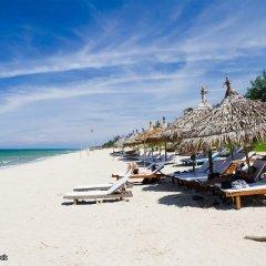 Отель Rice Village Homestay пляж