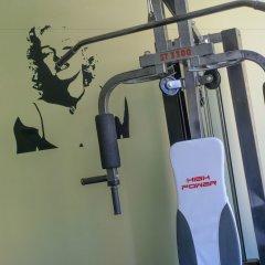 Hotel Vannucci фитнесс-зал