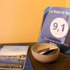 Отель La Rosa di Naxos Италия, Джардини Наксос - отзывы, цены и фото номеров - забронировать отель La Rosa di Naxos онлайн удобства в номере