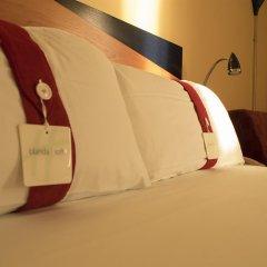 Отель Holiday Inn Express Valencia-San Luis Испания, Валенсия - отзывы, цены и фото номеров - забронировать отель Holiday Inn Express Valencia-San Luis онлайн ванная