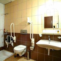 Kleopatra Fatih Hotel Аланья ванная