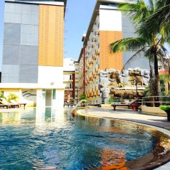 Отель Andatel Grandé Patong Phuket бассейн фото 4
