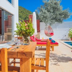 Villa Tena Турция, Калкан - отзывы, цены и фото номеров - забронировать отель Villa Tena онлайн питание