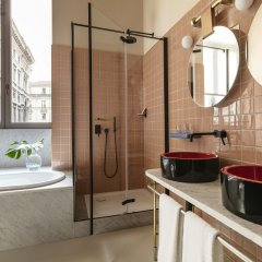 Отель Room Mate Giulia ванная