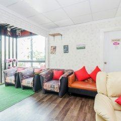 Отель D-Well Residence Don Muang Бангкок комната для гостей