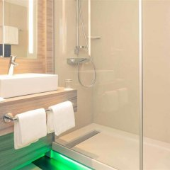Отель Mercure Salzburg City Австрия, Зальцбург - 1 отзыв об отеле, цены и фото номеров - забронировать отель Mercure Salzburg City онлайн ванная