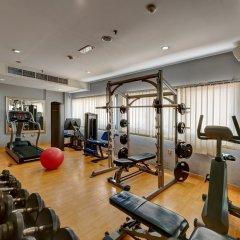 Отель Golden Tulip Al Barsha фитнесс-зал