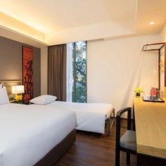 Отель Travelodge Sukhumvit 11 комната для гостей фото 5