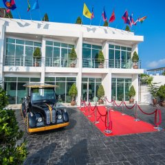 Отель Villas In Pattaya Green Residence Jomtien Beach Паттайя помещение для мероприятий