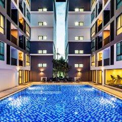 The Rizin Hotel & Residences бассейн фото 2