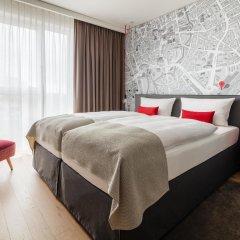Отель IntercityHotel Braunschweig Германия, Брауншвейг - отзывы, цены и фото номеров - забронировать отель IntercityHotel Braunschweig онлайн комната для гостей