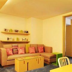 Отель Aloft Zhengzhou Shangjie комната для гостей