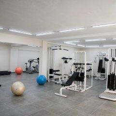 Отель San Carlos фитнесс-зал фото 2
