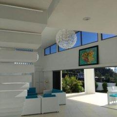 Отель Villa Infinity Dream Фааа интерьер отеля