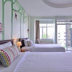 Отель Just Fine Krabi Таиланд, Краби - отзывы, цены и фото номеров - забронировать отель Just Fine Krabi онлайн комната для гостей фото 2