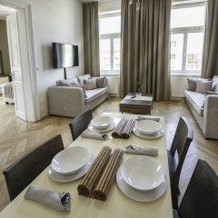 Отель Letna Garden Suites Чехия, Прага - отзывы, цены и фото номеров - забронировать отель Letna Garden Suites онлайн комната для гостей фото 3