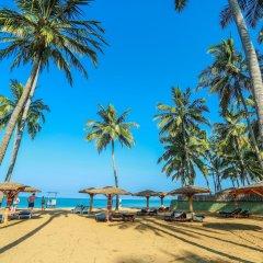 Отель Club Palm Bay пляж