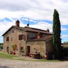 Отель La Casuccia - Donnini Реггелло вид на фасад