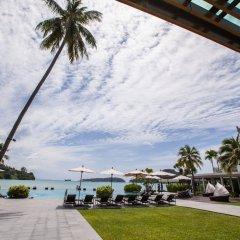 Отель Phuket Panwa Beachfront Resort пляж фото 2