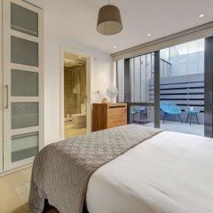 Апартаменты Luxury Frampton Apartment комната для гостей
