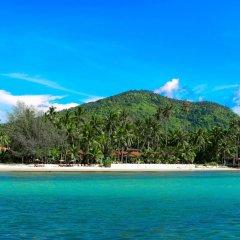 Отель Am Samui Resort пляж