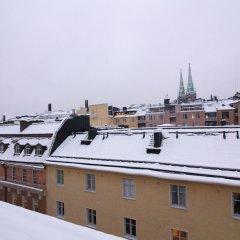 Отель 2ndhomes Helsinki Penthouse Ullanlinna 2 балкон