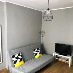 Отель Apartament Stockholm Познань комната для гостей