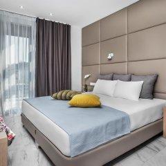 Отель Nymphes Deluxe Accommodation Греция, Пефкохори - отзывы, цены и фото номеров - забронировать отель Nymphes Deluxe Accommodation онлайн комната для гостей фото 5