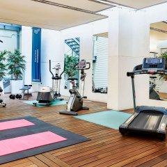 Отель Sercotel Coliseo фитнесс-зал фото 3