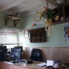 Отель Mount Paradise Непал, Нагаркот - отзывы, цены и фото номеров - забронировать отель Mount Paradise онлайн интерьер отеля фото 2