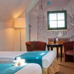 Hanza Hotel комната для гостей фото 7