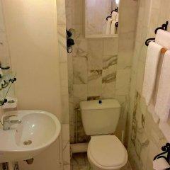 Boulogne Résidence Hotel Булонь-Бийанкур ванная фото 2