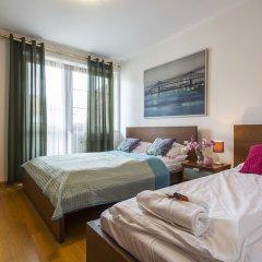 Отель Galeria Italiana Apartments Польша, Вроцлав - отзывы, цены и фото номеров - забронировать отель Galeria Italiana Apartments онлайн комната для гостей фото 4