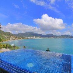 Отель IndoChine Resort & Villas бассейн