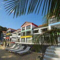 Quality Hotel Oceans Tutukaka бассейн фото 3