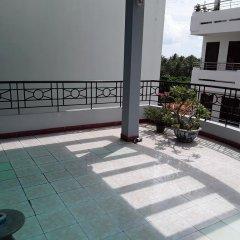 Отель An Hoa бассейн
