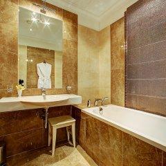 Бутик-Отель Золотой Треугольник 4* Стандартный номер с 2 отдельными кроватями фото 7
