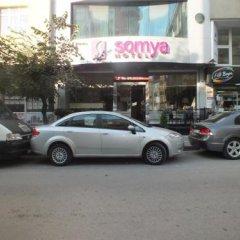 Somya Hotel Турция, Гебзе - отзывы, цены и фото номеров - забронировать отель Somya Hotel онлайн парковка