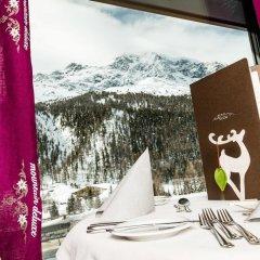 Отель Paradies pure mountain resort Стельвио
