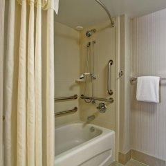 Отель Homewood Suites by Hilton Washington, D.C. Downtown США, Вашингтон - отзывы, цены и фото номеров - забронировать отель Homewood Suites by Hilton Washington, D.C. Downtown онлайн ванная фото 2