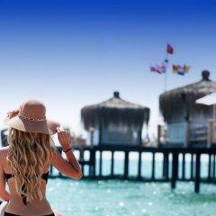 Liberty Hotels Lara Турция, Кунду - 14 отзывов об отеле, цены и фото номеров - забронировать отель Liberty Hotels Lara - All Inclusive онлайн приотельная территория фото 2