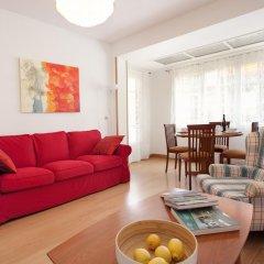 Отель Click&Flat Eixample Izquierdo Apartments Испания, Барселона - отзывы, цены и фото номеров - забронировать отель Click&Flat Eixample Izquierdo Apartments онлайн комната для гостей фото 3