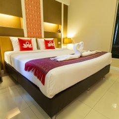 The Aim Sathorn Hotel Бангкок комната для гостей фото 4