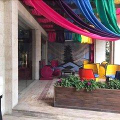 Отель Rum Hotels - Al Waleed Амман гостиничный бар