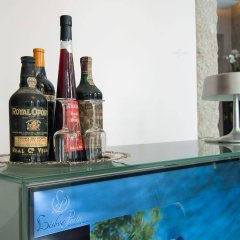 Lisboa Prata Boutique Hotel гостиничный бар