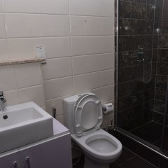 Отель Urban Metro Inn ванная
