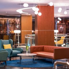 Гостиница Radisson Blu Челябинск интерьер отеля фото 3