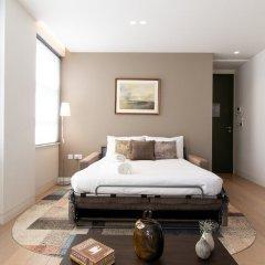 Апартаменты Mirabilis Apartments - Wells Court Лондон комната для гостей фото 3