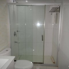 Отель Diamond Suites And Residences Филиппины, Лапу-Лапу - 1 отзыв об отеле, цены и фото номеров - забронировать отель Diamond Suites And Residences онлайн ванная фото 2